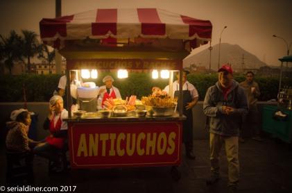 The Serial Diner - PERU-1-14